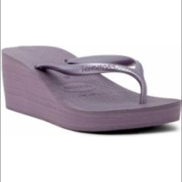 f916f97f3cb4 Havaianas Shoes - Havaianas High Fashion Platform Wedge Flip Flop